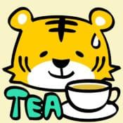 茶くみタイガー:簡単操作の可愛いトラ執事のお茶会準備ゲーム
