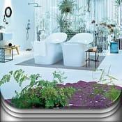 Bathroom Designs:世界のBath roomはあなたのもの!!