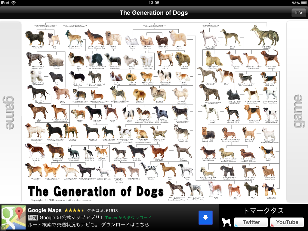 EGOPLANA demande [轉] 這犬族譜怎麼閱讀@口@(新視窗可看大圖) http ...