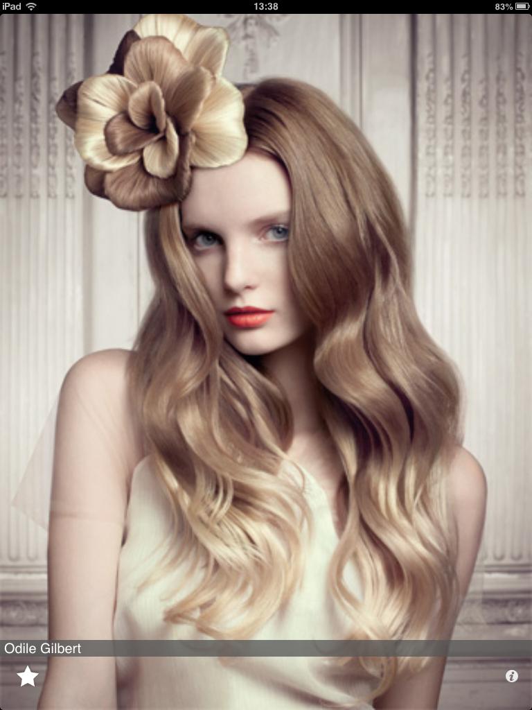 Hair Fashion:もはや芸術。ヘア、メイク、ファッションの融合を存分に楽しむ♪