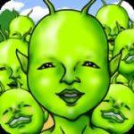 これから地球に向かいます:宇宙人が地球観光!?キモカワゲームやってみた