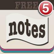 Badge Sticky Notes FREE:直感的に使える付箋メモ