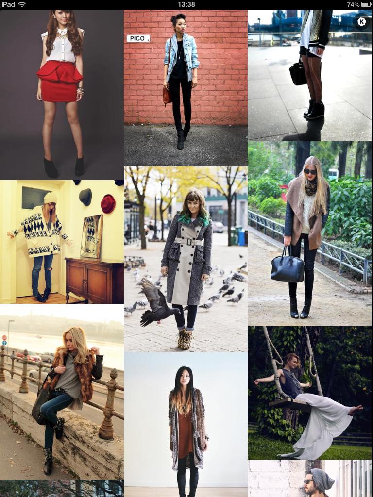 ファッション・カレイドスコープ:Snap × 最新Fashion × Shopping!!こんなの絶対欲しくなる!