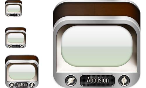 iPhoneアプリのアイコンサイズと角丸半径一覧【備忘録】