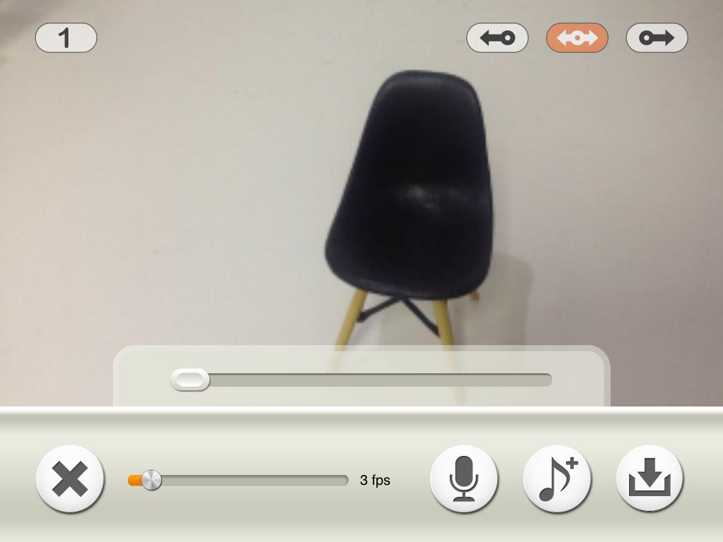 ストップモーション HD – StopMotion HD Production:簡単に動画作成!身近なものを気軽に動かそう