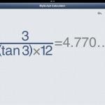 MyScript Calculator:手書き計算アプリの素晴らしさを見よ!!