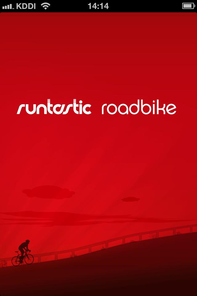 Runtastic Road Bike GPS サイクルコンピュータ:楽しくエクササイズ!!