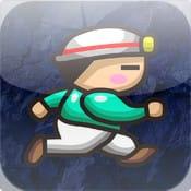 NS-SHAFT:危険な洞窟を探検!!高スコアを狙え!!