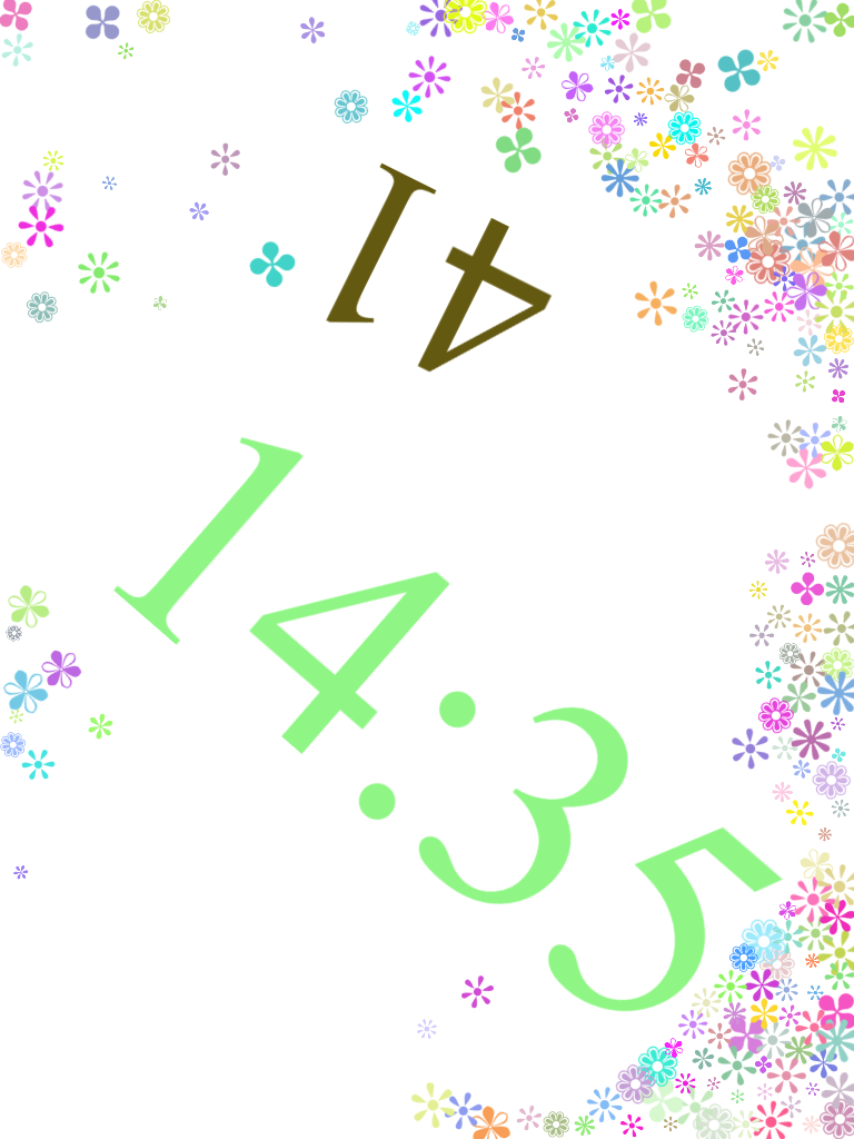 時玉 -TOKITAMA- 色彩玉時計:ふわふわ、プカプカ、女子時計