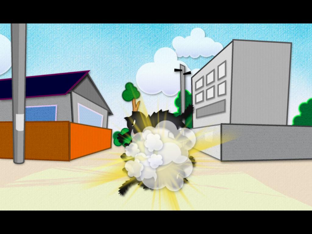 マーーオ!ねこのケンカ:ねこを育てて街を制覇しよう!!