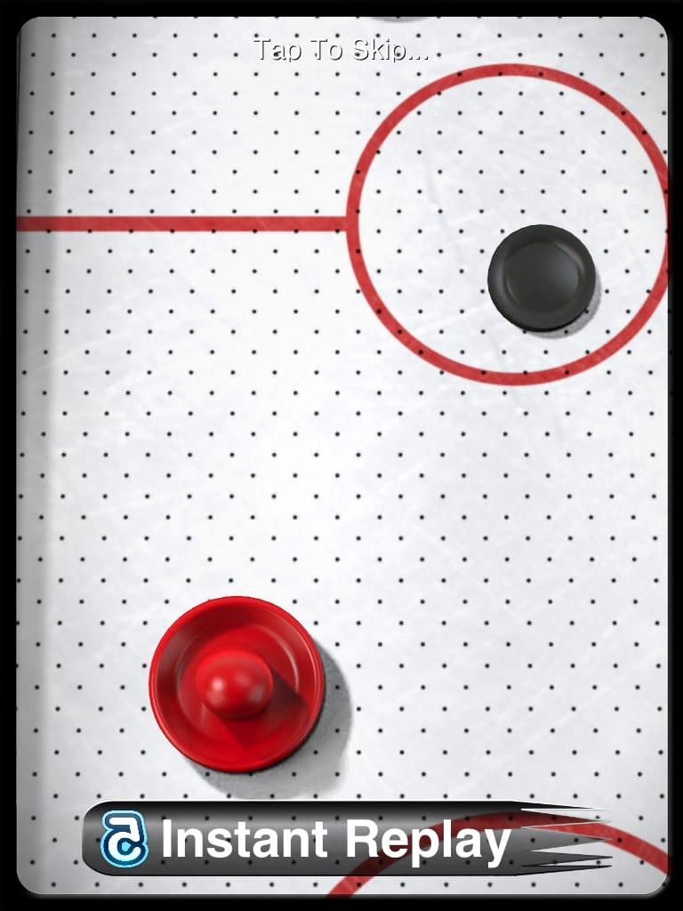 Touch Hockey 2 HD:懐かしくて新しい、リアルエアホッケーゲーム!!