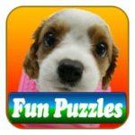 世界のわんこパズル:疲れた心まで癒してくれる、パズルゲーム!!