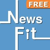 NewsFit Lite:ニュースが多すぎて何を読めばいいかわからない時はコレ!!