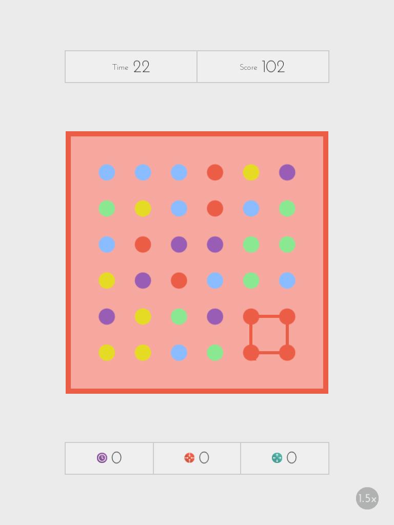 Dots:【おすすめ】オシャレで可愛い、シンプルゲーム。
