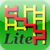あみだくじ for iPad Lite:結果はアニメーションで素早い!!最速あみだ。