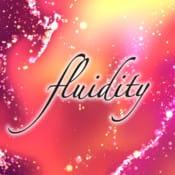 fluidity HD:リラクゼーション効果あり!!とってもキレイなアプリです♪