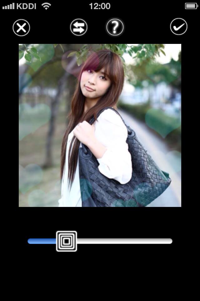 BokehPic!×あちゃこ:【iPhoneアプリ】光のボケ効果を用いてオシャレにできるおすすめ写真加工アプリ【カメラアプリ】
