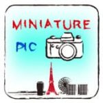 ミニチュア写真:可愛い写真はこれで作る!!おもちゃのような世界を作れるミニチュアカメラ♪♪