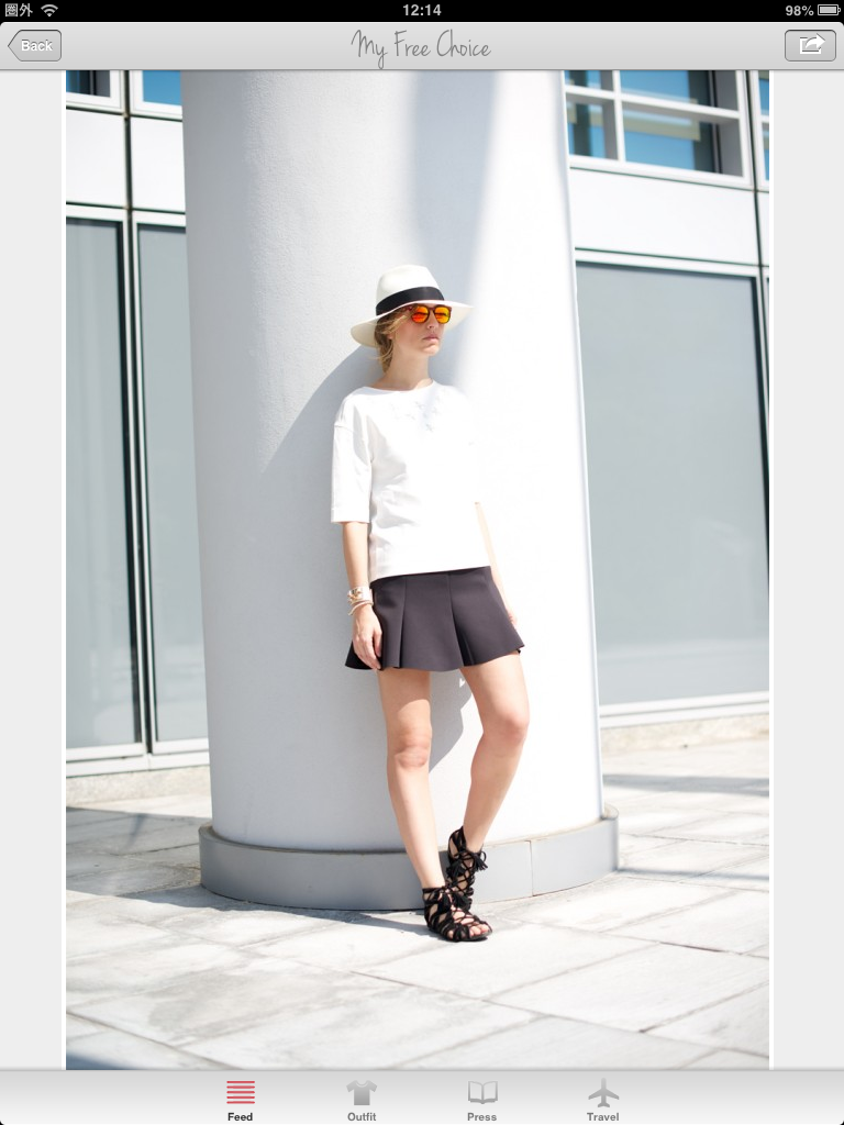 My Free Choice – Blog:人気ブロガー!!エリカ・ボルドリン(Erika Boldrin)アプリ!!