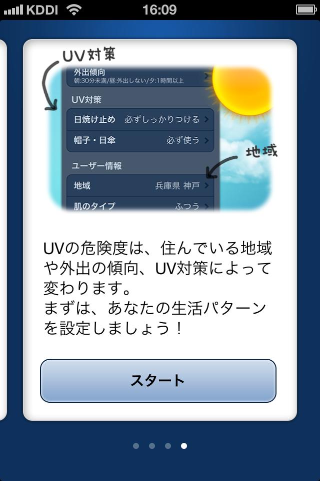 ネスレUV予報:UV危険度をチェックして外出準備を!