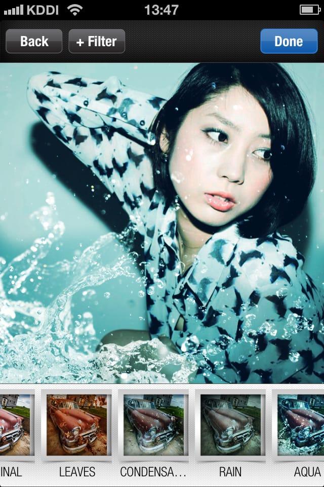 FilterMania 2×Minami:リアルで美しすぎるフィルター。プロのアー写の仕上がりに☆