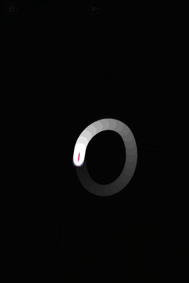 Spawn Glow FREE:みんな大好き!!幻想的な動き、形、色を携帯の中に……