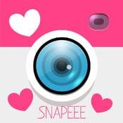 Snapeee×ゆり:オリジナルのコラボスタンプが満載!大好きなモデルさんも使ってる!?シンプル系kawaiiデコカメラ!!