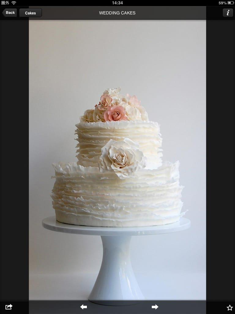 【iPhone/ipadアプリ】Vera Wang on Weddings:ヴェラ・ウォンでおしゃれウェディング12
