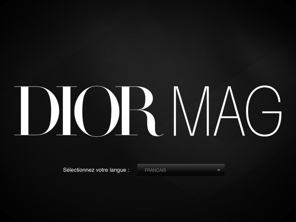 Dior:ディオールの最新情報がこのアプリで全てわかる!!