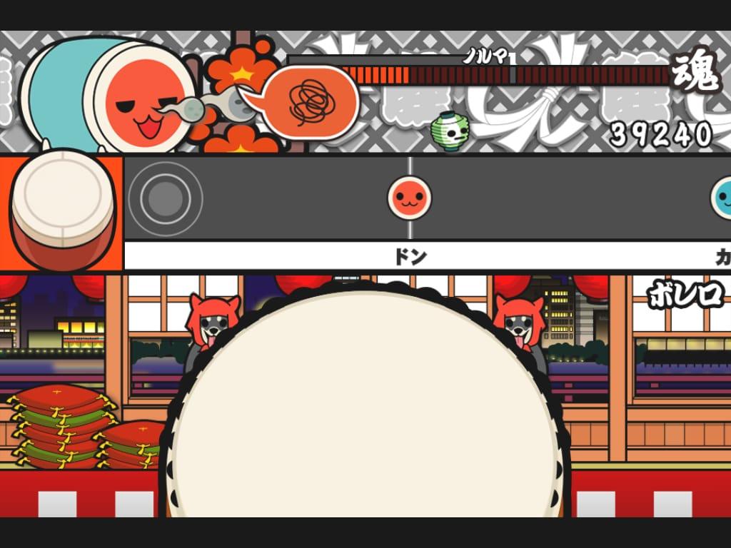 太鼓の達人プラス:リズムゲームの定番がiPhone/ipadアプリ12