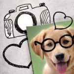 SigNote×Yoko:『素朴系女子』Yokoにピッタリ♪ 手書きイラストがそのままスタンプに♪ これぞ神カメラアプリ!!