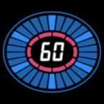 タイムショック!60:懐かしのクイズ番組「クイズタイムショック」風で緊張感あふれるクイズが楽しめるアプリ