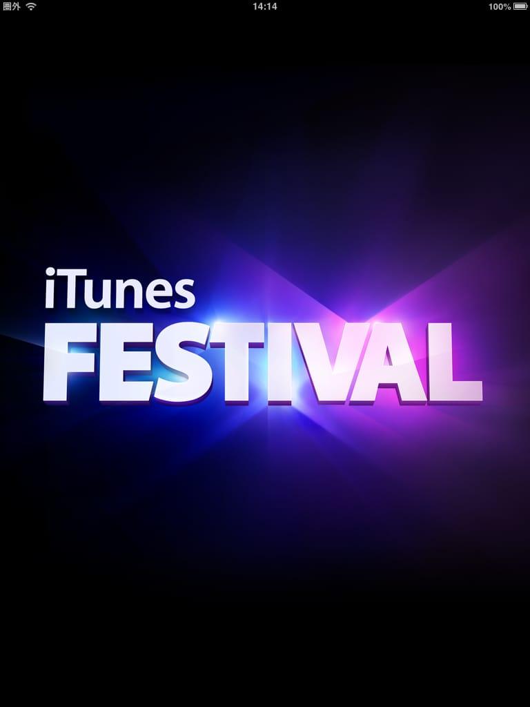 iTunes Festival London 2013:iTunes Liveを高画質で視聴しよう!9月の音楽の祭典が今年も始まりました!!