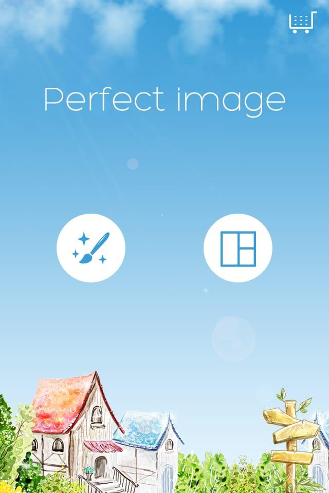 Perfect Image×しーぽん:何でも思い通り!!思い出の写真を簡単加工♪♪