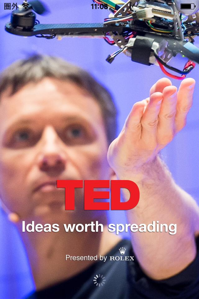 TED:TEDがiOS7に対応、フラットデザイン採用で一新されたので改めて日本語字幕の設定方法おさらい