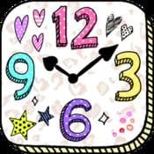 JKめざまし by Candy:可愛い女子高生のマストアイテム!可愛い目覚まし時計で朝寝坊を防ぐ!!