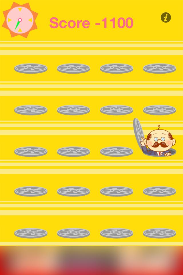 おじパン:単純だけどはまる!シンプルが故に飽きがこない長く愛せるライトゲームアプリ