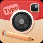 TypoInsta×Ayaka:260以上のフォントが!!!充実の文字入力機能があるアプリ!!