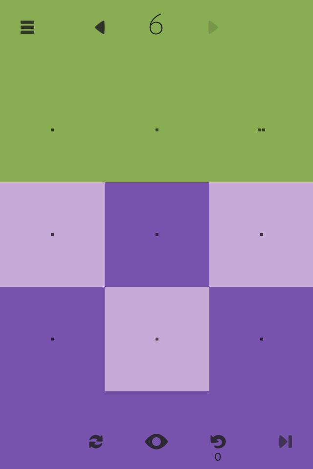 調和:こんなおしゃれなゲーム見たことない♪♪色と音楽が素敵な、パズル系ゲーム
