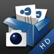 CamCard HD Free:名刺交換後も楽々収納~♪『CAMCARD』で名刺整理の達人に!