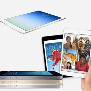 iPhone5s、iPad Air、iPad miniのすべてを購入した場合、人生はどう変わるのか・・?考えてみた。