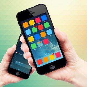 【デザイン】iOS7のUIデザインを完全網羅!アプリ制作、スマホサイトデザインに役立つ素材まとめ!