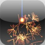 ToyFireworks:ゆっくりと心を落ち着かせませんか?リアル線香花火アプリ