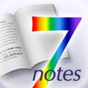 iPad Air発売記念!「7notes for iPad」が特別セール中!