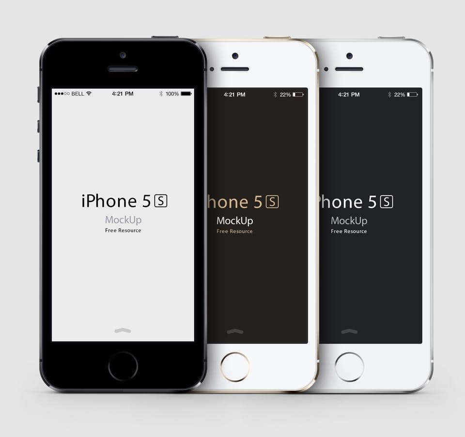【デザイン】iPhoneを完全再現!無料vector素材まとめ(流行りのフラット素材も!)【photoshop】