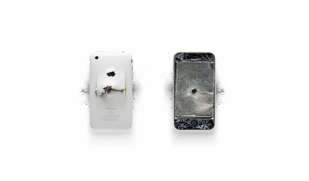 iPhone5s強度テストがやりすぎな件・・、なぜそうなった。。