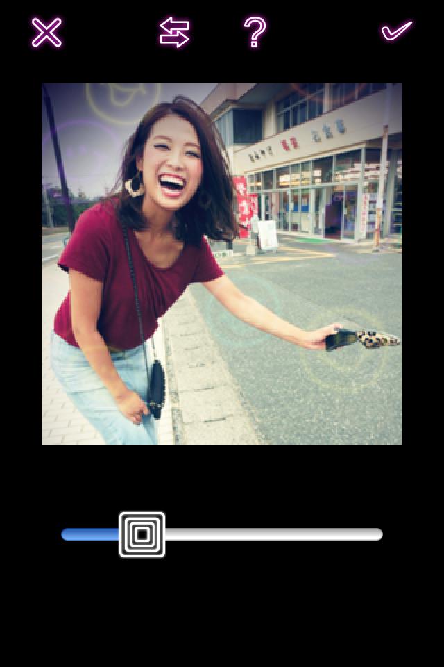 PICOLO×Maya:光のボケ効果フィルターが写真を幻想的でオシャレに加工!!
