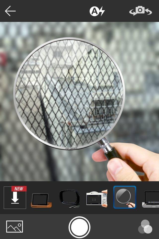 PIP Camera×KABU:麻里子様もはまってる!!合成面白カメラアプリ