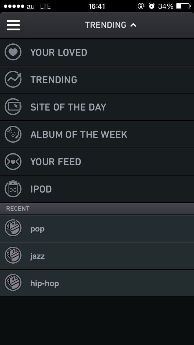 exfm:BGMに最適!無料で聴ける話題の音楽ストリーミングアプリ!【高音質】