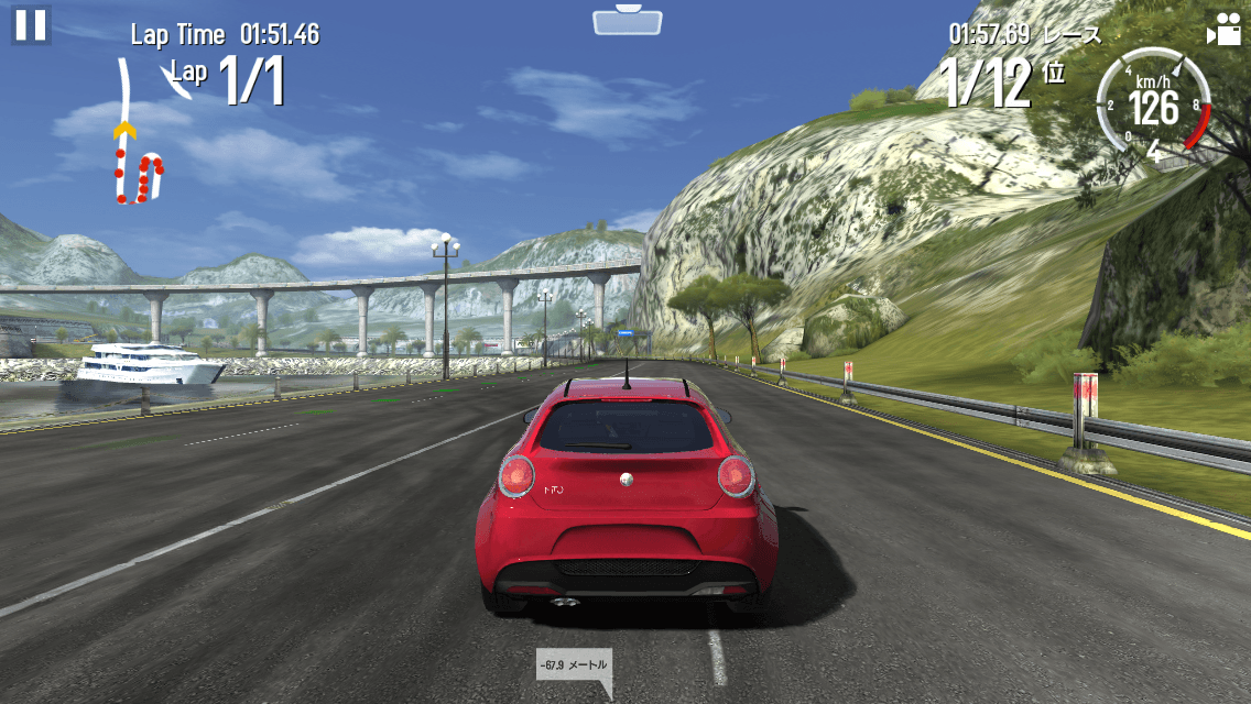 人気カーレーシングのiPhoneアプリ「GTレーシング2」遊び方_03